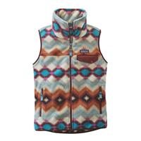 Timber Twist / Red Patagonia Snap T Vest Womens