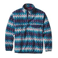 Patagonia Synchilla Snap-T Pullover - Men's - Forest / Deep Sea