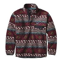 Patagonia Synchilla Snap-T Pullover - Men's - Saltillo / Cinder Red