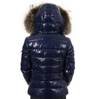 Peacoat Kjus Cosmopolitan Down Jacket Womens