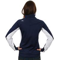 Kjus Royale Half Zip - Women's - Peacoat / White