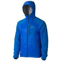 Peak Blue Marmot Isotherm Hoody Mens