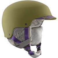 Pellow Green Anon Aera Helmet Womens