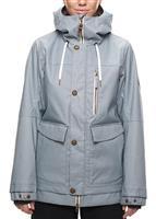 Light Blue Denim 686 Phoenix Insulated Jacket Womens