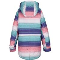 Picnic Blanket Stripe Burton Ruby Jacket Girls