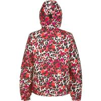 O'Neill Scribble Jacket - Girl's - Pink Aop