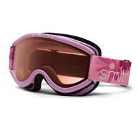 Pink Daisy Frame with RC36 Lens Smith Challenger OTG Goggle Youth