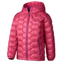 Pink Rock Marmot Ama Dablam Jacket Girls