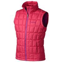 Pink Rock Marmot Sol Vest Girl