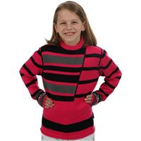 Pink Ruby Obermeyer Camille Sweater Girls