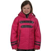 Pink Ruby Obermeyer Mekayla Jacket Girls