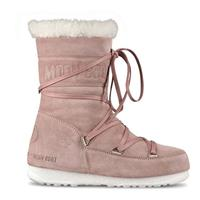 Pink Tecnica Moon Boot Butter Mid Womens