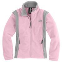 Pink The North Face Khumbu Jacket Girls