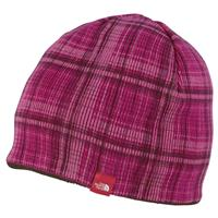 Pink The North Face Reversible Moondoggy Hat Girls