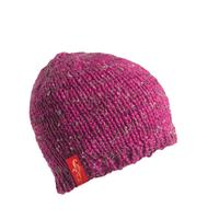 Pink Turtle Fur Toss With Pasta Hat Womens