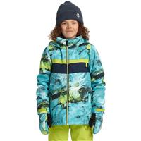 Burton Pitchpine Jacket - Boy's - Satellite
