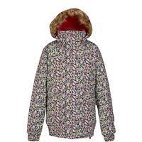 Pixi Dot Tropic Burton Twist Bomber Jacket Girls