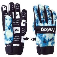 Pla Print Analog Avatar Gloves Mens