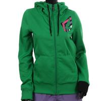 Poison Volcom Jubaea Fleece Full Zip Womens