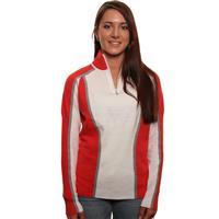 Poppy / Platinum / White Nils Morgan Sweater Womens