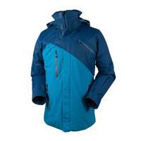 Gypsy Blue Obermeyer Poseidon Jacket Mens
