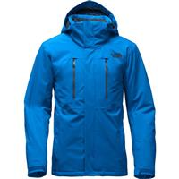 Bomber Blue The North Face Powdance Jacket Mens