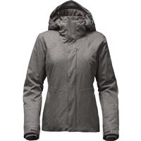 Rabbit Grey The North Face Powdance Jacket Womens