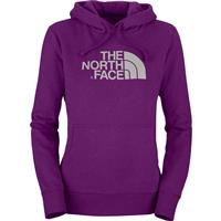 Premiere Purple The North Face Half Dome Hoodie Womens