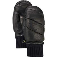 True Black Burton Premium Warmest Mitt Womens