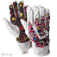 Print Burton Basic Leather Pipe Glove Mens