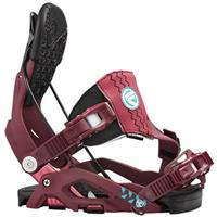 Flow Juno Hybrid Snowboard Bindings Womens