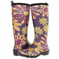 Purple Kamik Adele Rainboot Womens