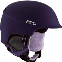 Purple RED Aletta Helmet Womens