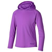 Purple Shadow Marmot Kylie Hoody Girls