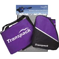 Purple Transpack Alpine 2 Piece Mesh Set