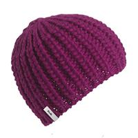 Purple Turtle Fur Bubbles Hat Womens