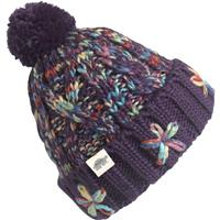 Turtle Fur Vine With Me Hat - Girl's - Purple