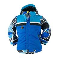 Obermeyer Grom Jacket - Boy's - Quad Print