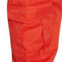 Fiery Red Quiksilver Porter Pant Boys
