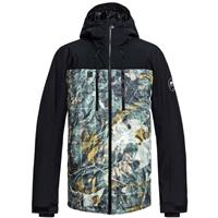 Quiksilver Mission Block Jacket Mens