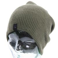 Dusty Olive Quiksilver Wood Beanie Mens