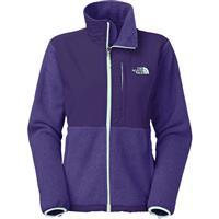 R Garnet Purple Heather / Garnet Purple The North Face Denali Jacket Womens