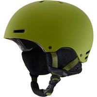 Green Anon Raider Helmet Mens