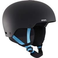 Anon Raider 3 Helmet - Black Pop