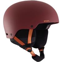 Anon Raider 3 Helmet - DOA Red
