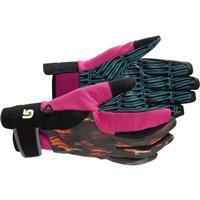 Raw Edged Burton Pipe Gloves Womens