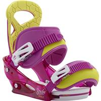 Razzle Pink Burton Scribe Smalls Snowboard Binding Girls