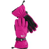 Razzle Pink / TNF Black The North Face Montana Gloves Girls