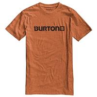Apricot Heather Burton Logo Horizontal Recycled Short Sleeve Tee Mens