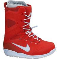 Red/Antarctica Nike Zoom Kaiju Snowboard Boots Mens